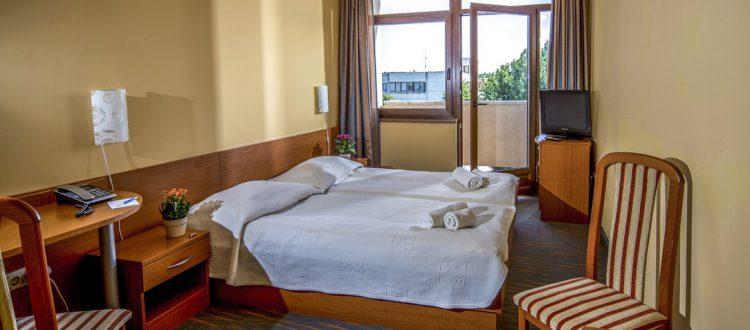 Duna Hotel Paks - szoba