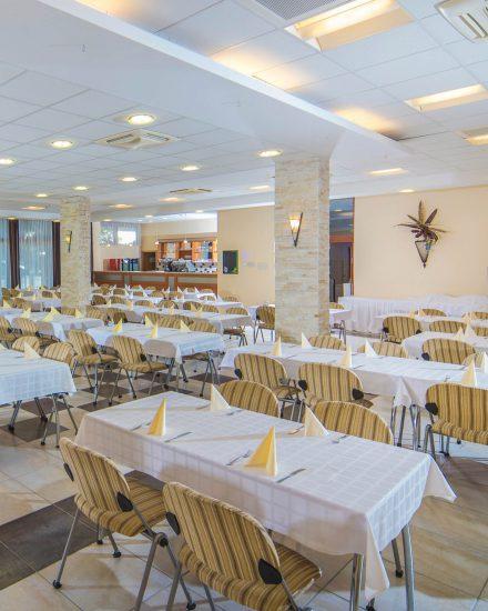 Duna Hotel Paks nagy rendezvény terem