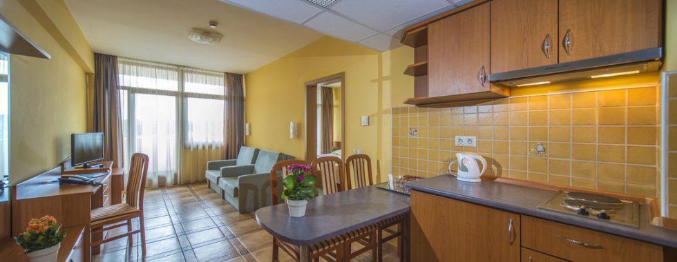 Classic családi apartman