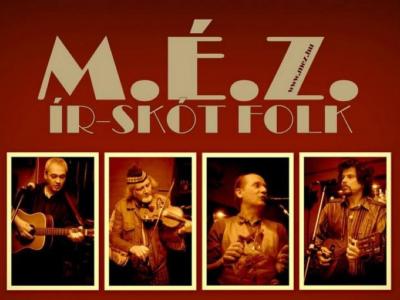 M.É.Z. koncert Pakson